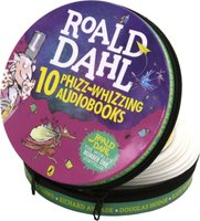 Roald Dahl 10 Phizz Whizzing Audio Books Se (Audio): Roald Dahl