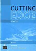 Cutting Edge Starter Workbook With Key (Paperback): Peter Moor, Christopher Redston