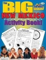 The Big New Mexico Activity Book! (Paperback): Carole Marsh
