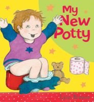 My New Potty (Hardcover): Lynn Breeze