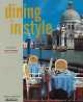 Dining in style - 50 great hotel restaurants of the world (Hardcover): Madelin Wexler