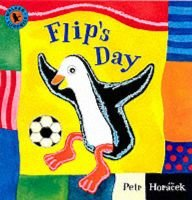 Flip's Day (Board book): Petr Horacek