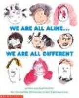 We are all alike-- we are all different (Paperback): Laura Dwight
