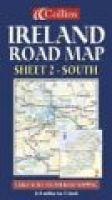 Ireland Road Map, Sheet 2 - South (Sheet map, folded, Rev ed):