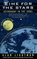 Time for the Stars - Astronomy in the 1990s (Paperback): Alan Lightman