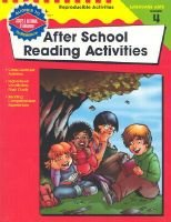 After School Reading Activities Grade 4 (Paperback): Vincent Douglas, School Specialty Publishing, Carson Dellosa Publishing