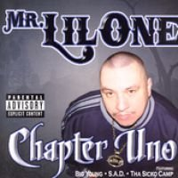 Mr Lil One - Chapter Uno (CD, Parental Adviso): Mr Lil One