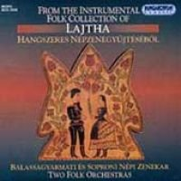 Various - From the Instrumental Folk Collection of Lajtha (CD): L. Lajtha, Various