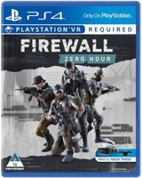Firewall: Zero Hour (PSVR) - PlayStation VR and PlayStation 4 Camera Required (PlayStation 4):