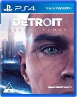 Detroit: Become Human (PlayStation 4):