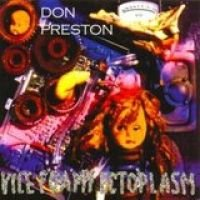 Don Preston - Vile Foamy Ectoplasm (CD): Don Preston
