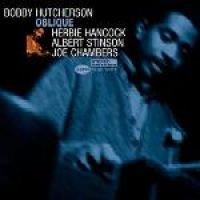 Bobby Hutcherson - Oblique (CD): Bobby Hutcherson