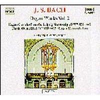 Various Artists - Organ Works 2 (CD): Bach / Rubsam, Bach, Rubsam