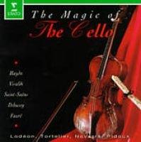 Lodeon/Tortelier/Navarra// - Magic of the Cello (CD): Magic Of The Cello