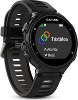 Garmin Forerunner 735XT Advanced GPS Multisport Watch with Garmin Elevate Heart Rate Monitor (Grey):