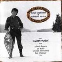 David Parry - Man from Eldorado (CD): David Parry