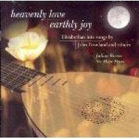 Bream/ Julian / Pears / Pears - Heavenly Love Earthly Joy: Elizabethan Lute Songs (CD): Bream/ Julian / Pears, Pears