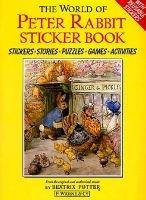 The World of Peter Rabbit Sticker Book (Book): Beatrix Potter