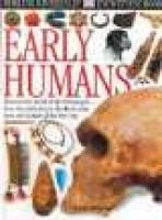 Early Humans (Hardcover): Nick Merriman
