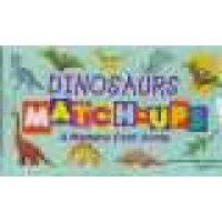 Dinosaurs:Match Ups - Match Ups (Book): Doreen Gay-Kassel