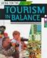 Tourism in Balance (Hardcover, Library binding): Sally Morgan