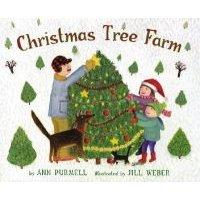 Christmas Tree Farm (Hardcover, 2004., Corr. 2n): Ann Purmell