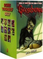 Goosebumps Scare Yourself Silly Series (10 Book Collection) (Paperback): R . L. Stine