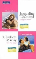 Temptation Duo - Designer Genes / Two for One! (Paperback): Jacqueline Diamond, Charlotte Maclay
