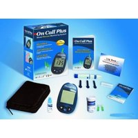 On Call Glucose Test Strips 50's & FREE On Call Glucometer Bundle: