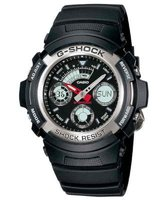 Casio G-SHOCK AW-590-1A Analog-Digital Men's Watch: