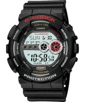 Casio G-SHOCK GD-100-1A Digital Men's Watch: