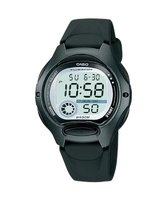 Casio LW-200-1BV Watch with 10-Year Battery: