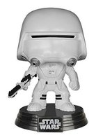 Funko Pop Bobble Head Figurine - Starwars Episode 7: Snowtrooper: