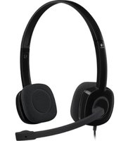Logitech H151 On-Ear Headset: