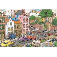 Jumbo Jan van Haasteren Friday The 13th Jigsaw Puzzle (1500 Pieces):