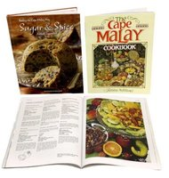 Cape Malay Cookery 2-Book Collection - The Cape Malay Cookbook / Sugar & Spice (Paperback):