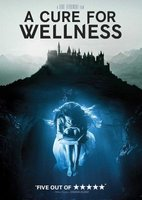 A Cure For Wellness (DVD): Dane DeHaan, Jason Isaacs, Mia Goth