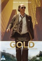 Gold (DVD): Matthew McConaughey, Edgar Ramirez, Bryce Dallas Howard, Corey Stoll