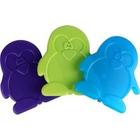 Leisure Quip Penguin Ice Bricks (120ml) (3 Pack):