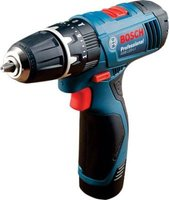 Bosch GSB 120-Li Professional Cordless Combi Drill (12V)(Battery Included)(Black and Blue):