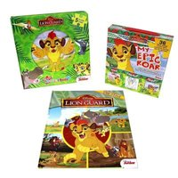 The Lion Guard 3-Book Collection (Hardcover):