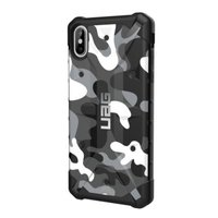 "Urban Armor Gear Pathfinder mobile phone case 16.5 cm (6.5"") Cover Black, Camouflage, Gray, White SE Camo Series iPhone Xs Max..."