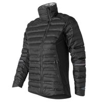 New Balance Womens Radiant Heat Jacket  - Black: