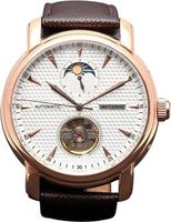 Matt Arend Tour De Blanche Automatic Watch (Rose Gold):