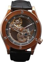 Matt Arend 788 Excalibur XL Watch (Red Gold and Black):