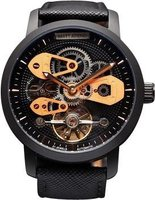Matt Arend Ma 816 Tribalance Automatic Watch (Jet Black):