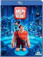 Ralph Breaks The Internet (Blu-ray disc):