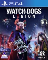 Watch Dogs: Legion (PlayStation 4):