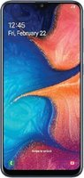 "Samsung GALAXY A20 Dual Sim 6.4"" Octa-Core Smartphone (32GB)(Android)(Deep Blue):"