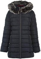Kangol Ladies Sports Bubble Jacket - Navy [Parallel Import]: